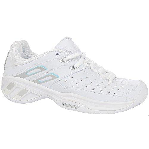 Babolat Double Line baskets Tennis Femmes-White-41