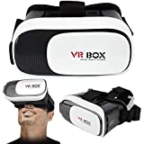 WANZIJING VR Box 2.0 Virtual Reality 3D Glasses 3D VR Headsets mit Bluetooth-Remote für 4,76 Zoll Screen Smart Phones
