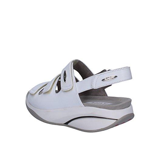 MBT ,  Damen Schuhe mit Riemchen Weiß