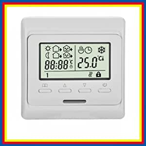 SM-PC®, Raumthermostat Thermostat Digital programmierbar #792a