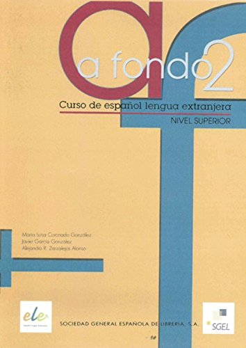 A fondo 02. Audio-CDs: Curso de español lengua extranjera