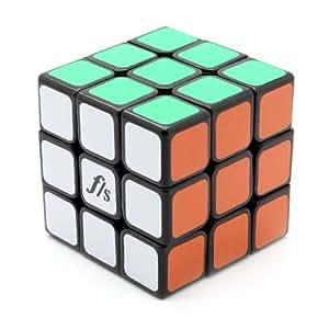 Fangshi Shuangren v2 3x3 BLACK base speed cube