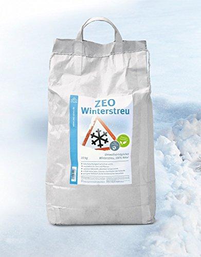 Preisvergleich Produktbild Zeo Winterstreu Granulat 10 kg