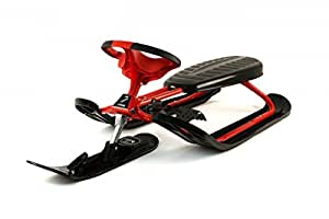 STIGA SNOWRACER ULTIMATE PRO RED Snowracer Ultimate Pro Red - Red, One Size