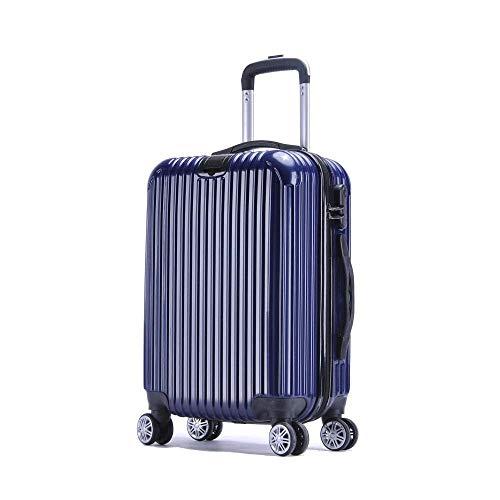 Nylon-hardshell Cube (Anab Leichtes und langlebiges Gepäck, Koffer Spinner Hardshell Leichtgewicht for Reisen, Business (Size : M))
