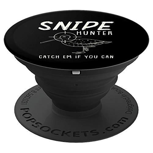 Snipe Hunter Catch Em If You Can - PopSockets Ausziehbarer Sockel und Griff für Smartphones und Tablets