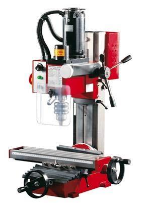 Holzmann Fraise BF 16 V   Machine à fraiser professionnelle   Fraise machine   fraisage   fraisage XL table croisée