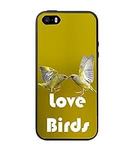 PrintVisa Love Birds High Gloss Designer Back Case Cover for Xiaomi Mi 5 :: Redmi Mi5