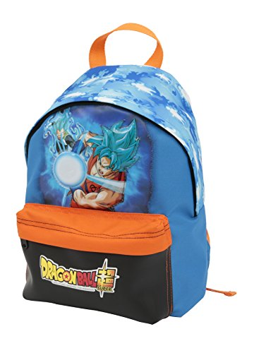 MOCHILA ESCOLAR DRAGON BALL SUPER