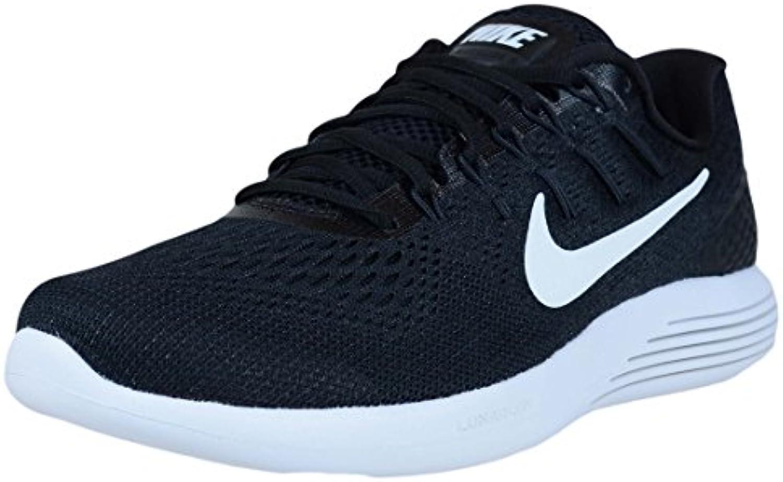 Nike Women's Wmns Lunarglide 8, negro / blanco - Antracita, 8 M EE. UU.