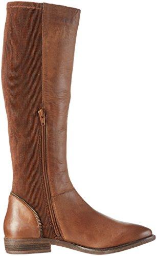 Spm Calvados High Boot, Bottes Hautes femme Marron - Braun (Dk Cuoio 008/Dk Cuoio)