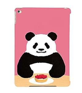 EPICCASE Panda food Mobile Back Case Cover For Apple Ipad 6 (Designer Case)