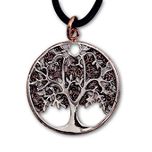 etNox magic and mystic Lebensbaum Anhänger Standard