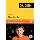 Wissen - Üben - Testen: Deutsch 4. Klasse (Duden - Einfach klasse)