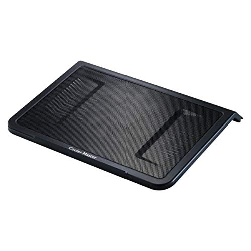 Cooler Master NotePal L1 Bases de refrigeración 'Ventilador silencioso de 160 mm, Entrada de aire de diseño aerodinámico, ' R9-NBC-NPL1-GP