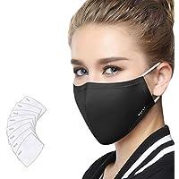Anti Haze PM2,5-Staubschutz waschbare Schutzh/ülle Wiederverwendbare Mundschutz Schutz f/ür Fahrrad-Motorrad-Fahrrad