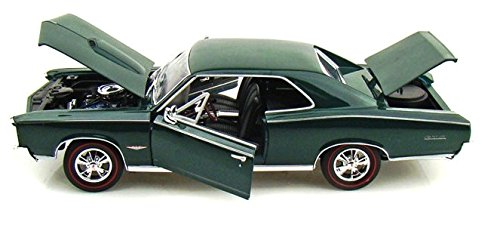 welly-voiture-miniature-1966-pontiac-gto