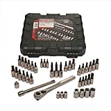 CRAFTSMAN 9-34845 42 piece 1/4 and 3/8-inch Drive Bit and Torx Bit Socket Wrench Set Image