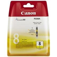 Canon CLI8Y Ink Cartridge - Yellow