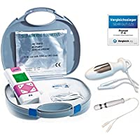 Promed IT-6, TENS Gerät mit Vaginalsonde & Analsonde, 4 Elektroden, Beckenbodentrainer, Beckenbodentraining, Reizstromgerät... preisvergleich bei billige-tabletten.eu
