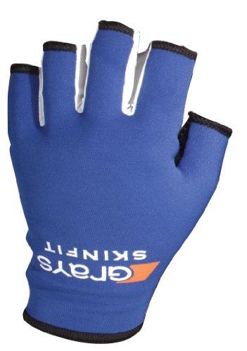 GRAYS Skinfit Guante de Hockey, Azul, XS