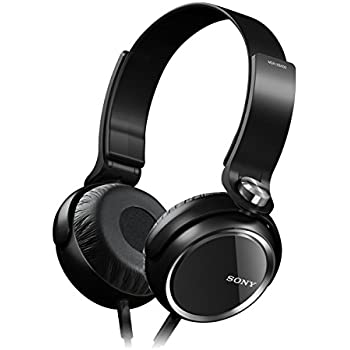 Sony MDR-XB400 Extra-Bass Stereo Headphone