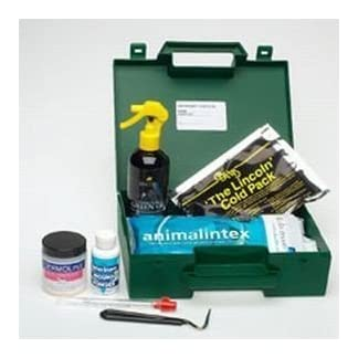 LINCOLN First Aid Kit for Horses 7