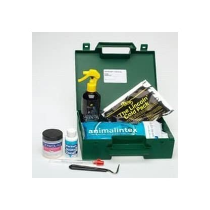 LINCOLN First Aid Kit for Horses 1