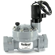 "Irritrol 2500MT - Electroválvula de riego, 1"", 24v, color gris"