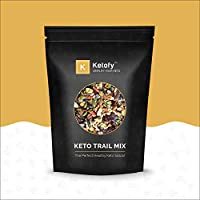 Ketofy - Keto Trail Mix (250g)   Ultra Low Carb Trail Mix