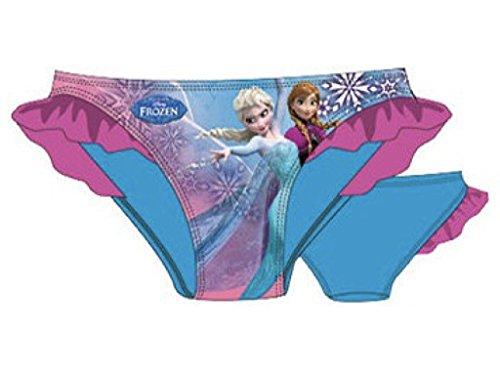 Frozen - Die Eiskönigin Bikinihose hellblau (98)