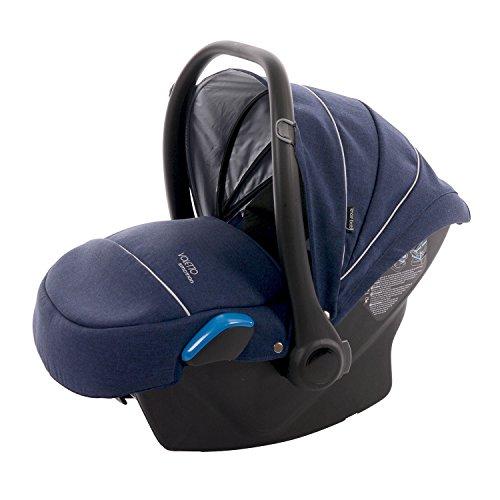 Preisvergleich Produktbild knorr-baby 30381-02 Babyschale Voletto Emotion, Blau