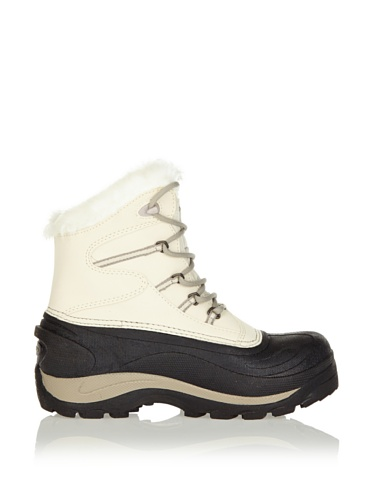 Columbia Bottes PINELLAS Crema / Negro