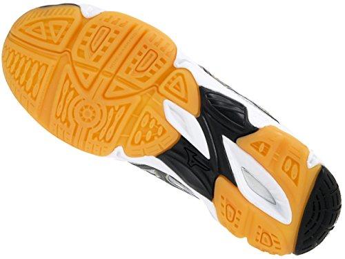 Mizuno Wave Twister 3 Junior Chaussure Sport En Salle - AW14 Blanc
