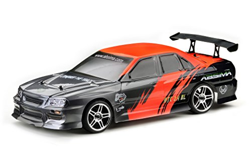 Preisvergleich Produktbild Absima Hot Shot Series 12213 - Allrad RC Car 1:10 EP Touring ATC 2.4 BL 4WD Brushless RTR