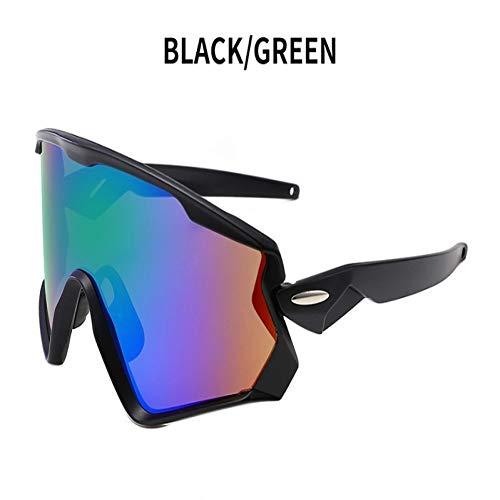 ZKAMUYLC SonnenbrilleRadfahren Brillen Mountainbike Rennrad Sport Sonnenbrillen Herren Radfahren Brillen Gafas Ciclismo Oculos Carretera Occhiali
