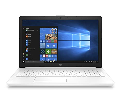 "[Ancien modèle] HP 15-da0081nf PC Portable 15"" FHD Blanc (Intel Core i5, 8 Go de RAM, 1 To, Nvidia GeForce MX110, Windows 10)"