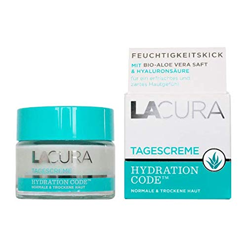 LACURA Hydration Code Tagescreme 50 ml Tiegel