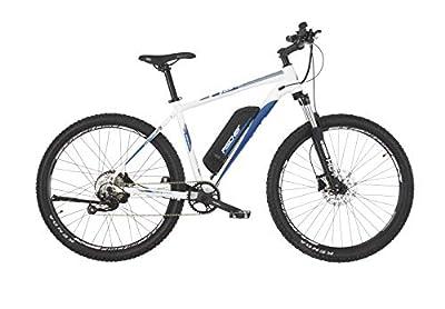 "Fischer E-Bike Mountain MONTIS 2.0 (2019), perlweiß matt, 27,5"", RH 48 cm, Hinterradmotor 45 Nm, 48 Volt Akku, 422 Wh"