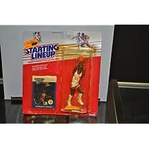 Gama completa de la partida 1988 NBA Dominique Wilkins figura/tarjeta de coleccionista