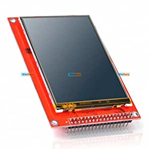 """3.5"""" inch TFT Touch Screen 2560 R3/UNO R3 Compatible- Arduino, ARM and other MCU KG031"""