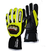 Extreme Guanto Racing RAPTOR colore Yellow White Black