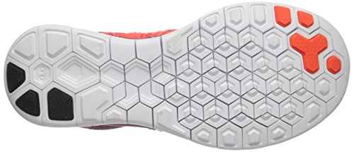 Nike Damen Free 4.0 Flyknit Gymnastikschuhe (Mehrfarbig)