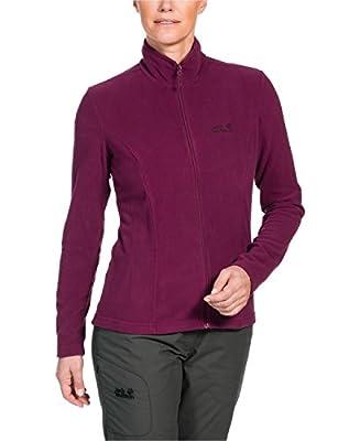 Jack Wolfskin Damen Fleece Jacke Gecko Jacket von Jack Wolfskin - Outdoor Shop