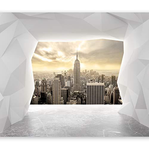 murando Papier peint intissé 300x210 cm Décoration Murale XXL Poster Tableaux Muraux Tapisserie Photo Trompe l'oeil villes New York d-C-0009-a-b
