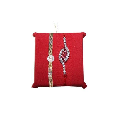 handicrunch-2-premium-stone-auspiciousrakhi-set-with-haldirams-soan-papdi-set