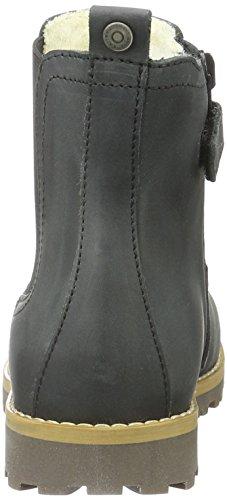 bellybutton Unisex-Kinder Stiefelette Chelsea Boots Schwarz (Nero)