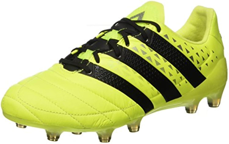 Adidas Ace 16.1 FG Leather, Botas de Fútbol para Hombre