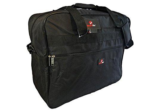 Bagage Main Taille Fourre-TOUT Bagage De Cabine EASYJET & tout COMPAGNIES AÉRIENNES 50cm 40 20 Sac Roamlite - Noir