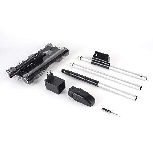 Schnurlose elektrische Kehrmaschine Hand-Push-Typ Mopp Akku-Staubsammler 360 Grad Rotation Teppichbodenreiniger